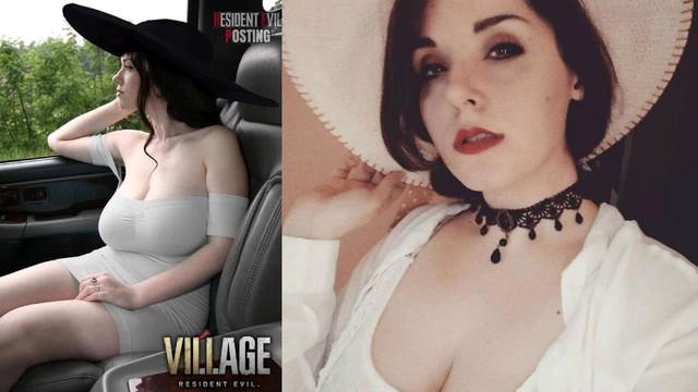 Game thủ phát cuồng với những nữ trùm Resident Evil siêu nóng bỏng ngoài đời thật - Ảnh 1.