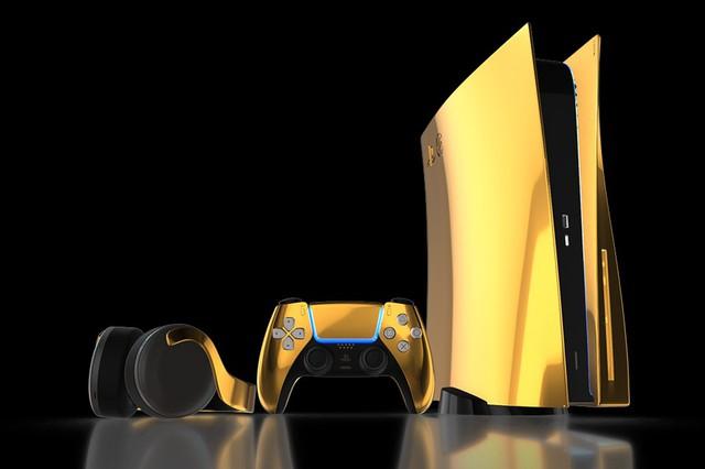 Đẹp ngỡ ngàng với PS5 phiên bản Goku của game thủ Việt - Ảnh 8.