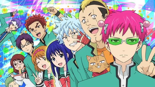 Những bộ anime hài hước để bạn xem giải trí cuối tuần (P.2) - Ảnh 2.