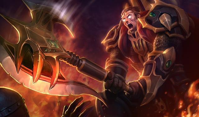 LMHT: Bộ trang bị đưa Darius trở thành vị tướng có tỷ lệ thắng cao nhất Đường Trên - Ảnh 2.