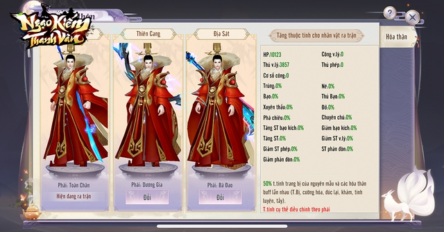 Sáng buff máu cứu người, tối hóa chaos PK cả sever: chuyện thường ở huyện tại siêu phẩm MMORPG Hàn Quốc Ngạo Kiếm Thanh Vân - Ảnh 2.