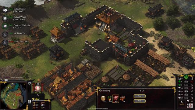 Game được xây dựng theo thể loại chiến thuật cổ điển, với xây dựng đất nước, phát triển kinh tế, nuôi dưỡng quân đội và mở rộng bờ cõi.