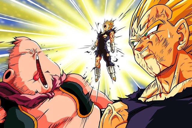 thời khắc huy hoàng và đáng nhớ nhất của hoàng tử người Saiyan khi anh không còn là cái bóng của Goku 71l0zmuoablsl1200-1609736105172558475674