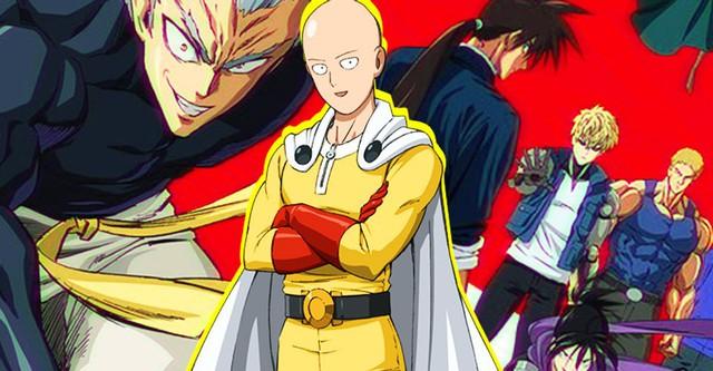 Tại sao anime One Punch Man phần 2 lại được yêu thích One-punch-man-16098416934551995361958