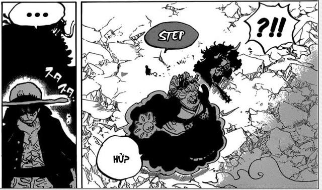 Săm soi One Piece chap 1000: Luffy dùng Haki quan sát né đòn của Kaido - Ảnh 8.