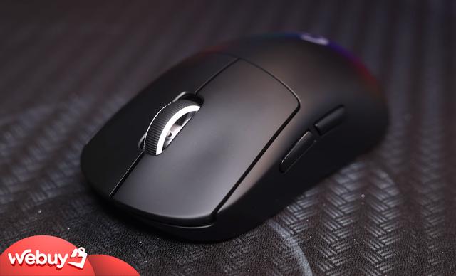 Trên tay Logitech G Pro X Superlight: Chuột chơi game không dây nhẹ nhất thế giới - Ảnh 3.