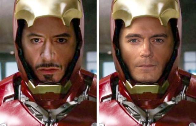 Bất ngờ trước hình ảnh lạ lẫm khi hàng loạt các siêu anh hùng Marvel và DC đổi vai cho nhau - Ảnh 1.