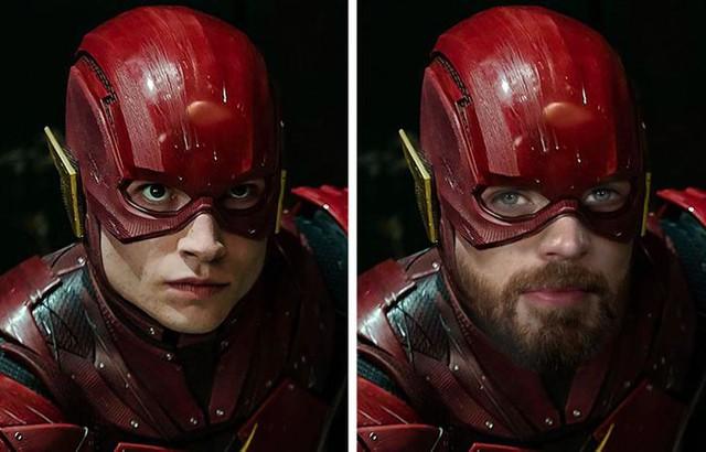 Bất ngờ trước hình ảnh lạ lẫm khi hàng loạt các siêu anh hùng Marvel và DC đổi vai cho nhau - Ảnh 3.