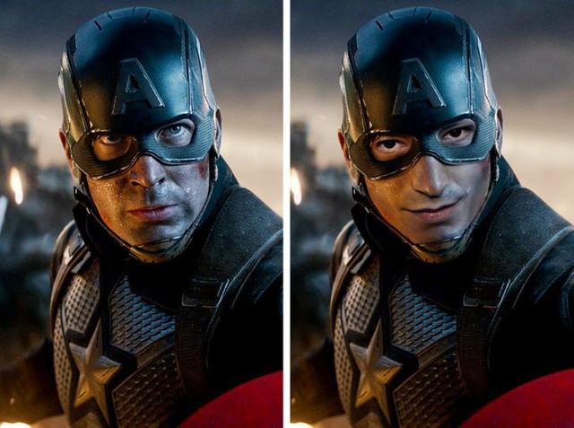 Bất ngờ trước hình ảnh lạ lẫm khi hàng loạt các siêu anh hùng Marvel và DC đổi vai cho nhau - Ảnh 4.