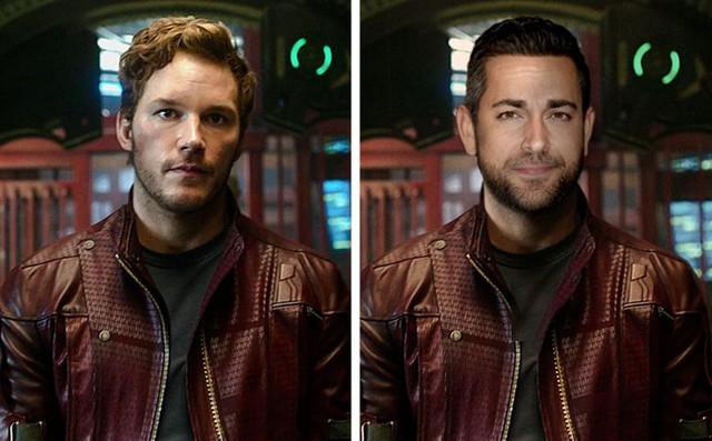 Bất ngờ trước hình ảnh lạ lẫm khi hàng loạt các siêu anh hùng Marvel và DC đổi vai cho nhau - Ảnh 9.