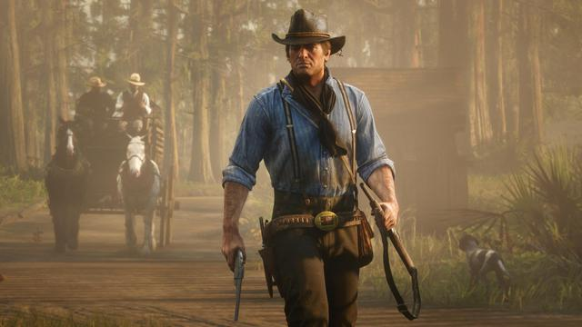 Red Dead Redemption 2 trở thành tựa game hay nhất Steam Photo-1-16099045632831518388664