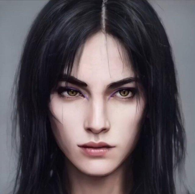 Ngắm nhân vật Naruto được vẽ theo phong cách tả thực, toàn các mỹ nam, mỹ nữ vạn người mê - Ảnh 7.