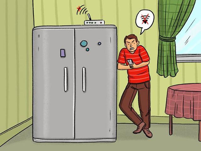 8 thiết bị có thể làm yếu mạng wi-fi trong nhà bạn - Ảnh 5.