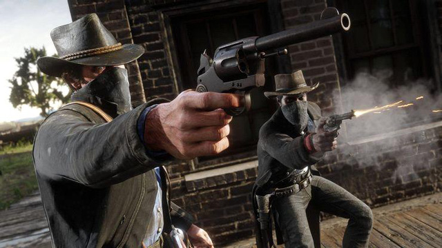 Red Dead Redemption 2 trở thành tựa game hay nhất Steam Photo-2-1609904564798560664305