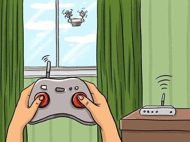 8 thiết bị có thể làm yếu mạng wi-fi trong nhà bạn - Ảnh 6.