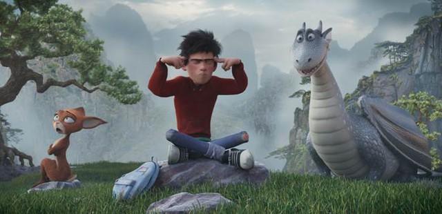 Lý do khiến Dragon Rider xứng đáng là bộ phim hoạt hình phiêu lưu đáng xem dịp đầu năm mới - Ảnh 3.