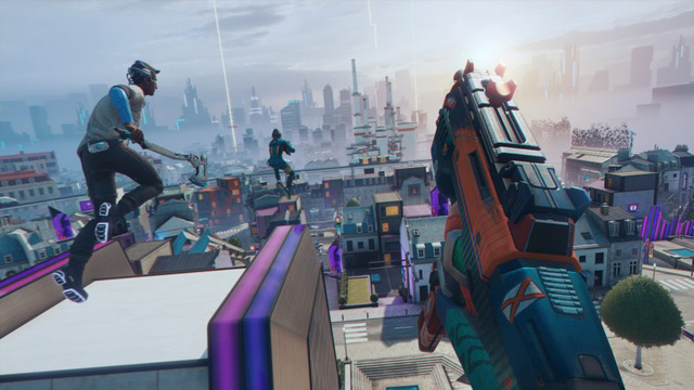 Tải ngay Hyper Scape, game bắn súng sinh tồn miễn phí siêu hot - Ảnh 5.