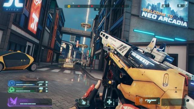 Tải ngay Hyper Scape, game bắn súng sinh tồn miễn phí siêu hot - Ảnh 8.