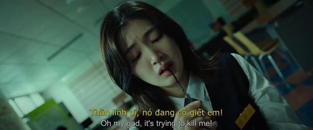 Nam Sinh Số 11 - phim kinh dị học đường gây ám ảnh đầu năm 2021 của Hàn Quốc - Ảnh 3.