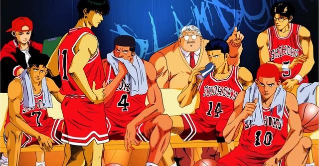 Slam Dunk sẽ được chuyển thể thành phim mừng kỉ niệm 30 năm ngày bộ manga huyền thoại này ra mắt - Ảnh 1.