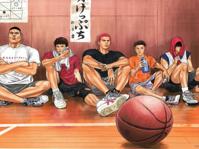 Slam Dunk sẽ được chuyển thể thành phim mừng kỉ niệm 30 năm ngày bộ manga huyền thoại này ra mắt - Ảnh 2.