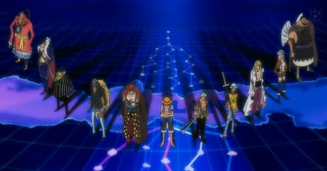 One Piece: Liệu có cảnh 11 Siêu Tân Tinh cùng đánh lại Kaido tại Wano quốc hay không? - Ảnh 3.