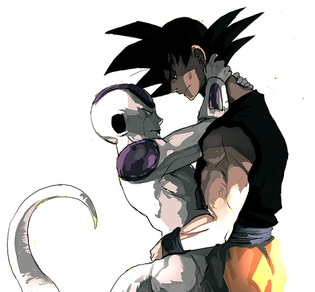 Dragon Ball: Nhìn Goku và Frieza tình bể bình mà fan than thở chỉ có đàn ông mới mang lại hạnh phúc cho nhau - Ảnh 2.