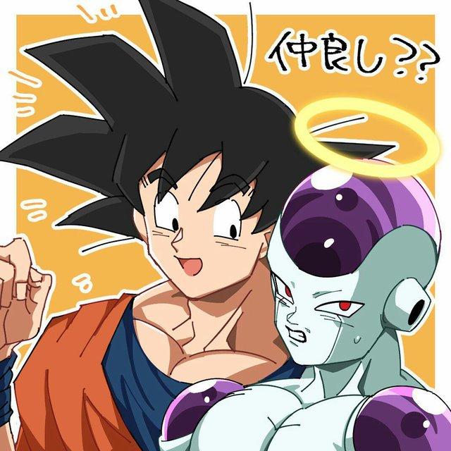 Dragon Ball: Nhìn Goku và Frieza tình bể bình mà fan than thở chỉ có đàn ông mới mang lại hạnh phúc cho nhau - Ảnh 15.