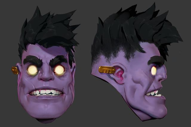 LMHT - Riot Games hé lộ những hình ảnh mới nhất về Dr. Mundo phiên bản làm lại: Cái lưỡi trứ danh đã bay màu - Ảnh 2.