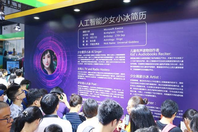 Cô nàng AI này đang quyến rũ hàng triệu đàn ông độc thân ở Trung Quốc - Ảnh 4.