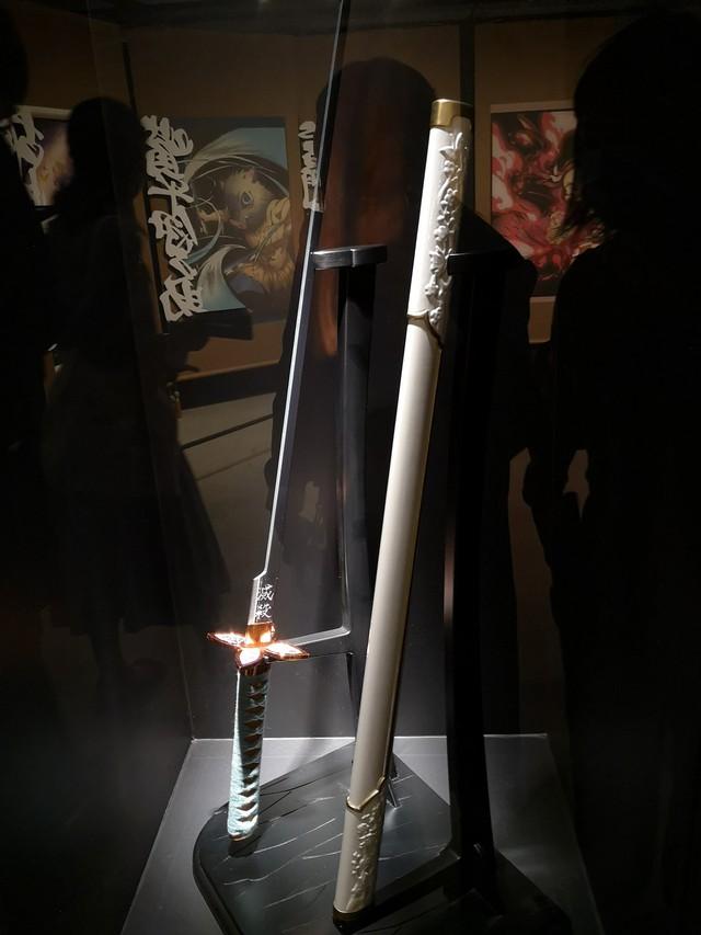 Thanh kiếm đặc biệt của Trùng trụ Shinobu