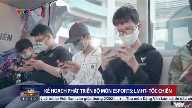 Tốc Chiến lên sóng Thời sự VTV, mang thông tin khiến nhiều game thủ Việt bất ngờ ngay trong bữa cơm - Ảnh 3.