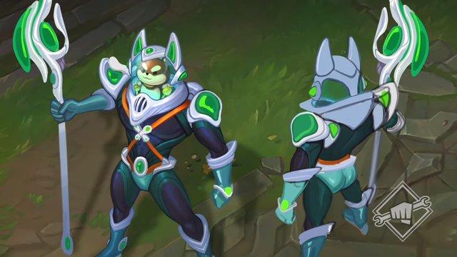 LMHT: Riot hé lộ hàng loạt trang phục cùng 3 vị tướng mới trong năm 2021 - Tất cả đều liên quan đến Viego - Ảnh 6.