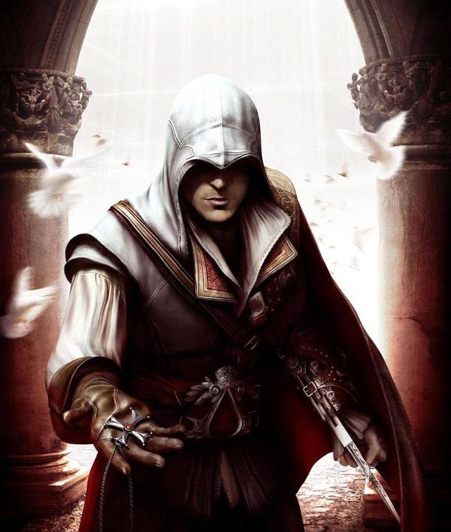 Top các nhân vật nam siêu ngầu trong game, Geralt của Witcher vẫn chưa phải No.1 - Ảnh 2.