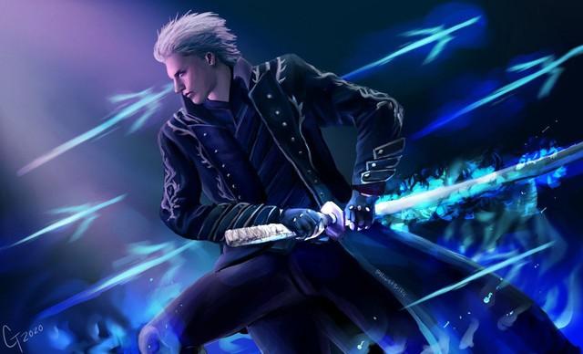 Top các nhân vật nam siêu ngầu trong game, Geralt của Witcher vẫn chưa phải No.1 - Ảnh 9.