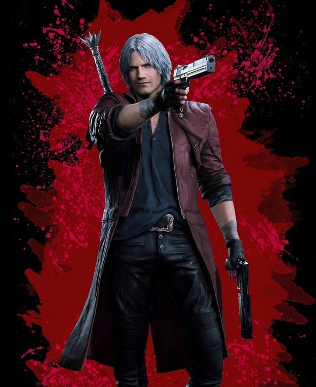 Top các nhân vật nam siêu ngầu trong game, Geralt của Witcher vẫn chưa phải No.1 - Ảnh 1.