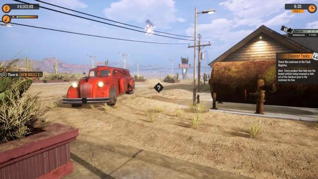 Xuất hiện game hot trên Steam, cho phép bạn vào vai nhân viên bán xăng - Ảnh 2.