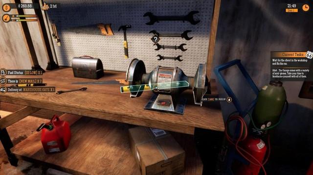Xuất hiện game hot trên Steam, cho phép bạn vào vai nhân viên bán xăng - Ảnh 3.