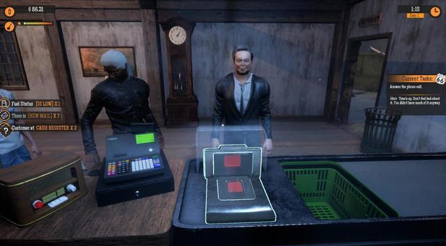 Xuất hiện game hot trên Steam, cho phép bạn vào vai nhân viên bán xăng - Ảnh 4.
