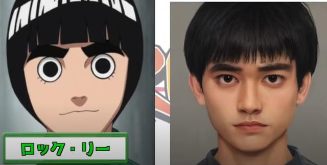 Youtuber dùng AI hô biến nhân vật trong Naruto thành người thật: Sasuke đẹp trai chuẩn soái ca, Naruto y hệt trai Tây - Ảnh 5.