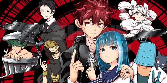 Loạt manga Shonen Jump siêu chất lượng nhưng mãi vẫn chưa có anime chuyển thể - Ảnh 5.