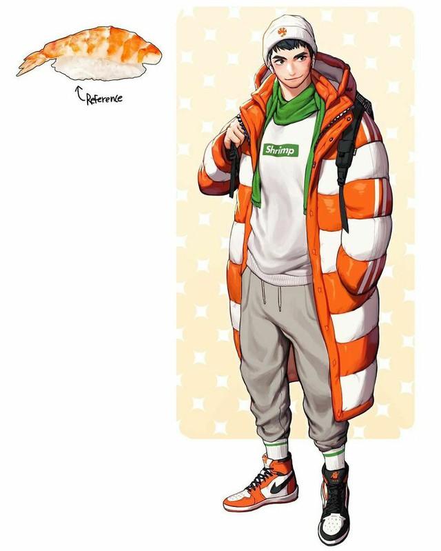 Giật mình khi thấy phiên bản anime siêu lung linh của những đồ dùng, loài vật quá đỗi quen thuộc hàng ngày - Ảnh 3.