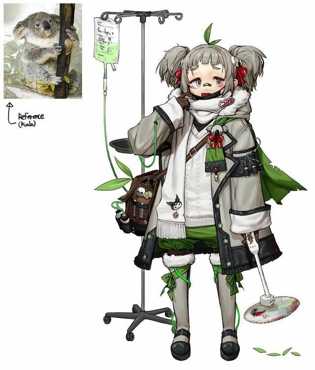 Giật mình khi thấy phiên bản anime siêu lung linh của những đồ dùng, loài vật quá đỗi quen thuộc hàng ngày - Ảnh 18.
