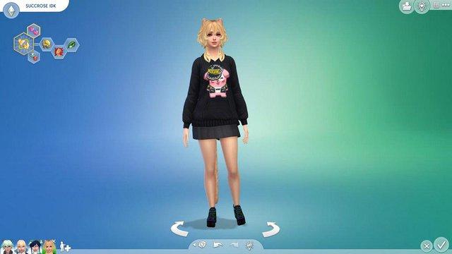 Dàn nữ nhân vật Genshin Impact bất ngờ xuất hiện trong The Sims 4 - Ảnh 8.