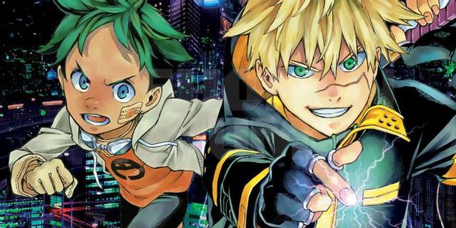 Loạt manga Shonen Jump siêu chất lượng nhưng mãi vẫn chưa có anime chuyển thể - Ảnh 1.