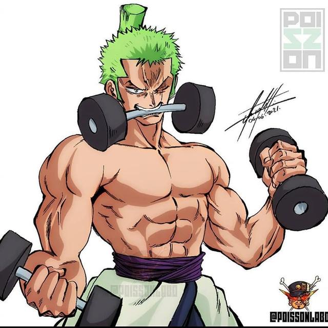 One Piece: Fan bất bình vì Sanji quá được ưu ái, Zoro cả đời chăm chỉ tập luyện chỉ có sức mạnh bằng anh đầu bếp - Ảnh 2.