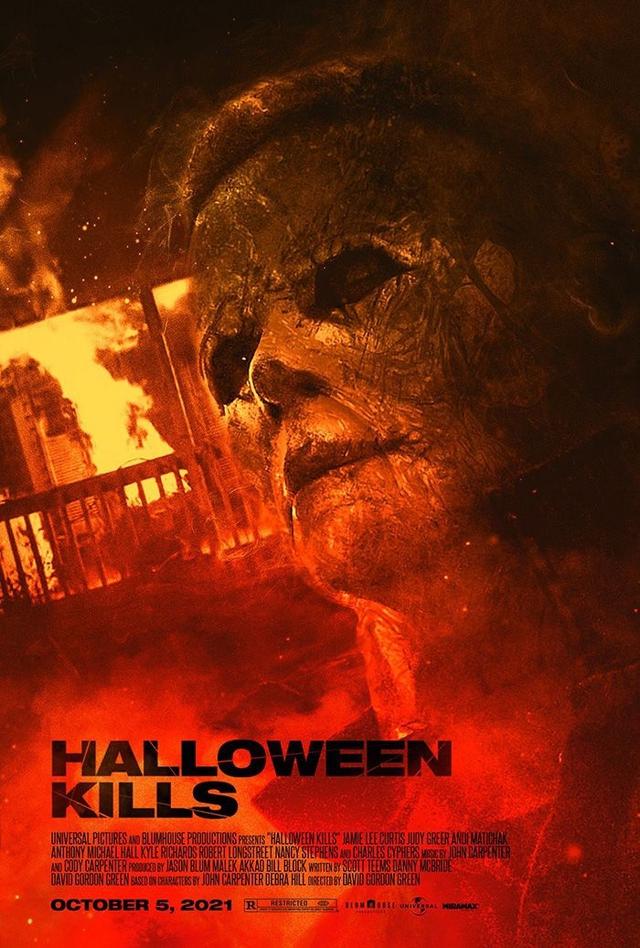 Top 5 bộ phim kinh dị cực máu me chiếu dịp Halloween 2021, một huyền thoại chém giết sẽ tái xuất khiến fan mất ngủ - Ảnh 1.