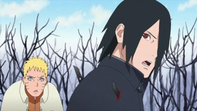 Boruto: Vừa cụt tay lại còn chột mắt, Sasuke đang bị nerf mạnh Anh-3-1633936122750162923589
