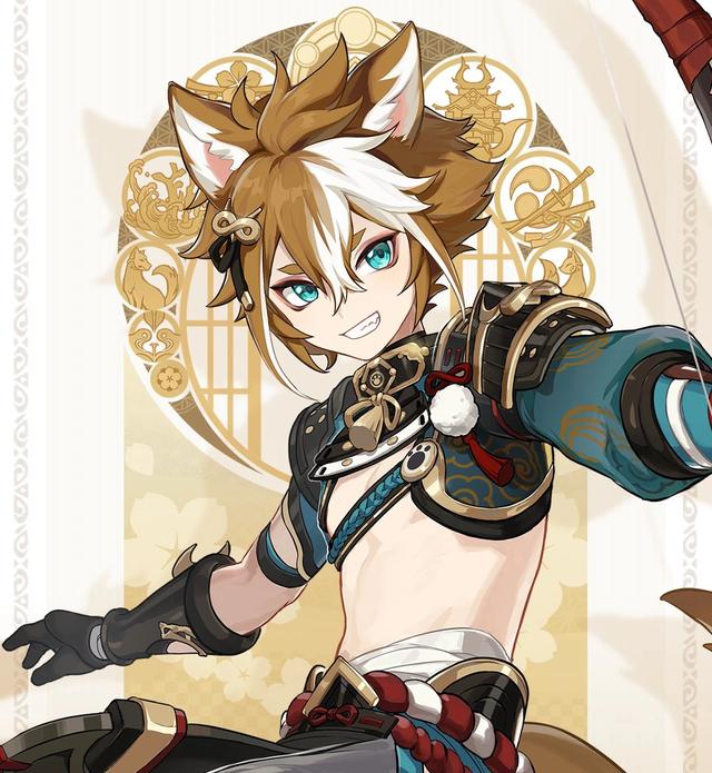 Arataki Itto - Nhân vật mới nhất trong Genshin Impact là ai? - Ảnh 5.