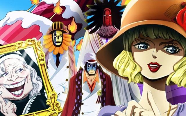 tập 100 truyện tranh One Piece được xuất bản Od4-1633957449773949621615